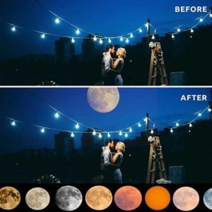 Moon Overlays