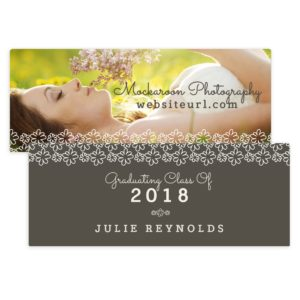 Graduate Rep Card Template