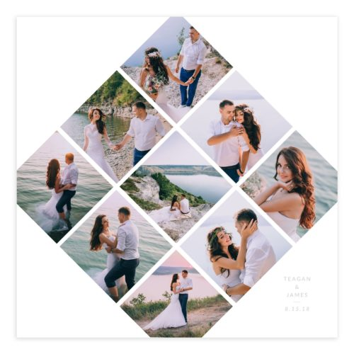 10X10 Wall Art Template for Photographers