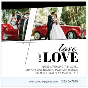 Wedding Marketing Template