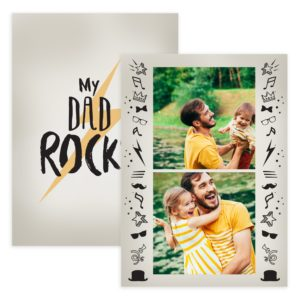 Father's Day DIY Card Printable