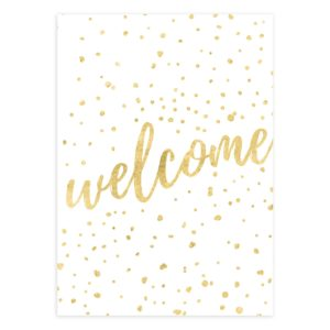 Welcome Newborn Template