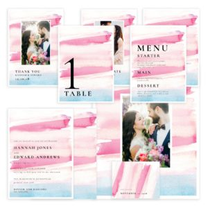 Wedding PSd Template Collections