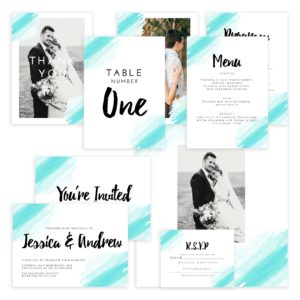 Wedding Collection Invitation Set