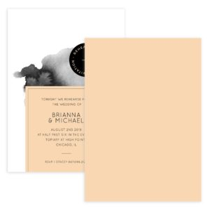 Rehersal Dinner Invitation Template