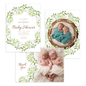 Newborn Photography PSD Template Suites