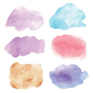 Cloudy-Badge-Watercolor-Elements