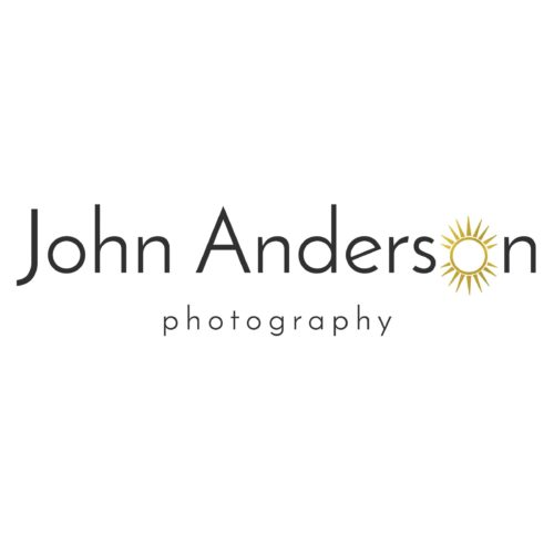 anderson logo template for photographers