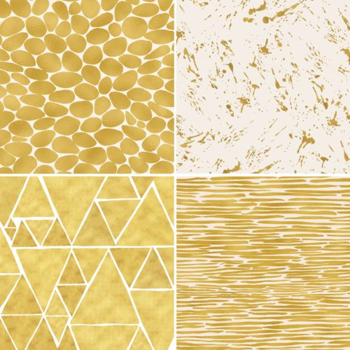 Golden Backgrounds for Photoshop