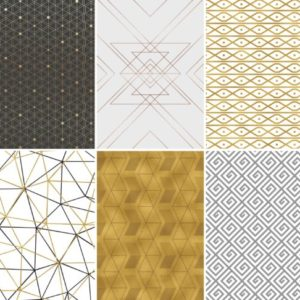 Geometric Texture Backgrounds