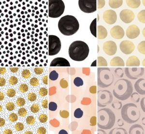 Dots Backgrounds for Photoshop