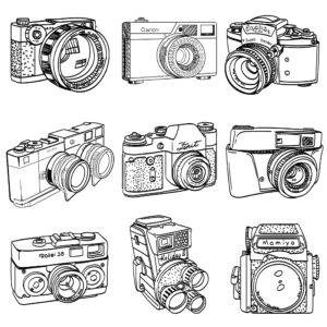 Camera Logo Overlays