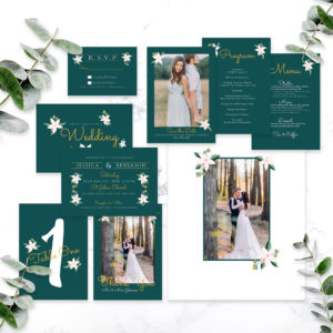 Photoshop Wedding Template Suite for Instant download