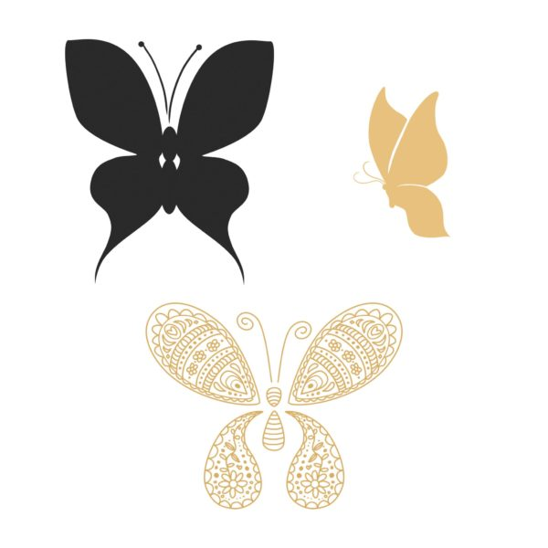 Butterfly Design Elements