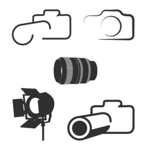 Camera Logo Designs for Photography Business