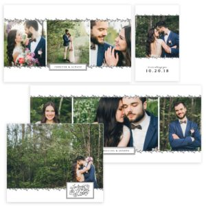 Album template for Photographers