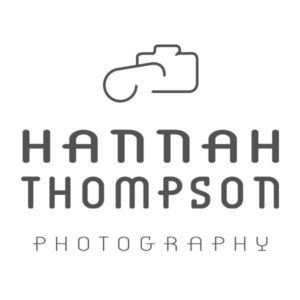 Easy to modify PSD template logo for photographers