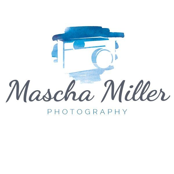 Watercolor Logo Design for Pro Photographers