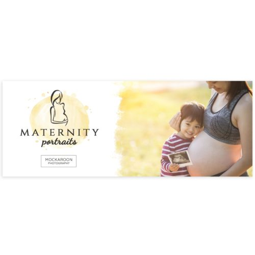 maternity mini sessions facebook cover