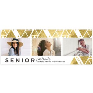 Senior Portraits facebook cover photo