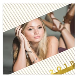 Seniors photo book template