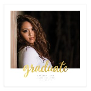 Graduate photoshop collage template