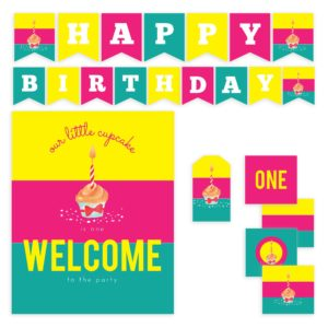 Birthday Printable Party Set