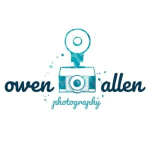 Easy to modify camera logo template for photograhers