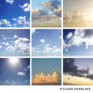 Overlays - Theme Cloud Overlays