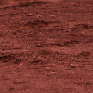 red dirt texture stock image