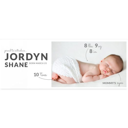 newborn facebook cover template for photographers