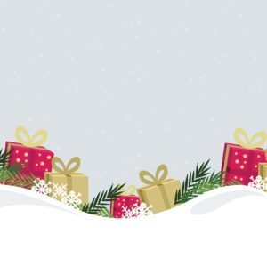 Christmas Background in PNG, PSD and AI format for scrapbooking