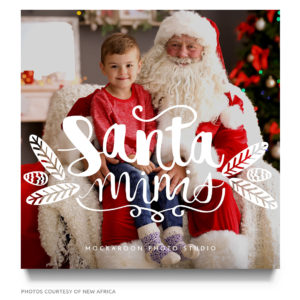 Santa Mini Session Template