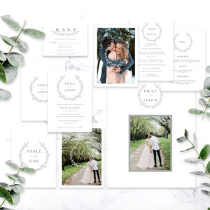 Photoshop Wedding Templates for Photographers