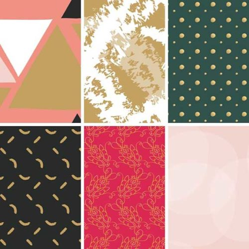 Glam Backgrounds for Photoshop