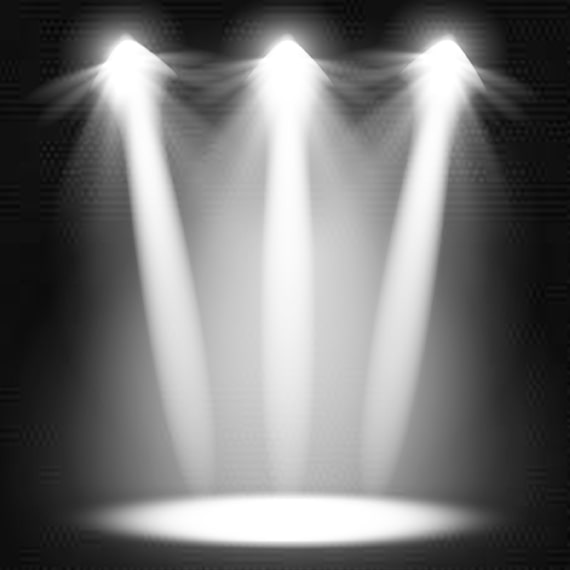 sports lights png