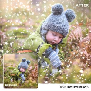 Snow Overlays PNG