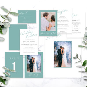 Photoshop Wedding Templates Suite