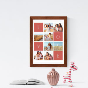 16 X 20 Collage Template for Photographers