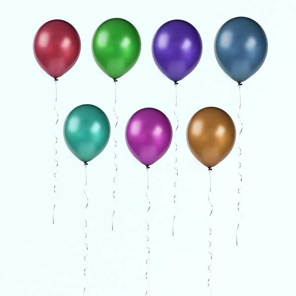 PNG Balloons Overlays