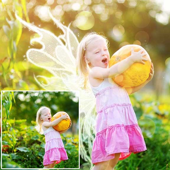 Fairy Wings Overlays