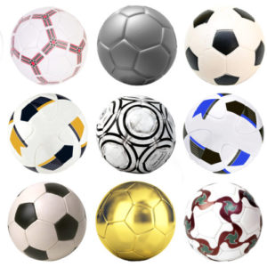 PNG Soccer Ball Overlays