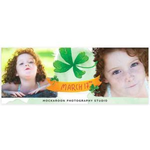 Saint Patricks Day Facebook Cover Template
