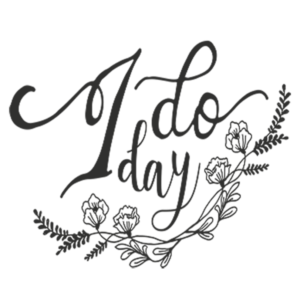 I do day word art PNG File