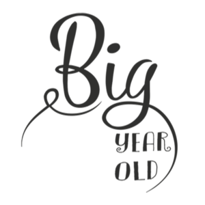 Big Birthday Word Art PNg for Designers and Creatives