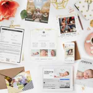 Photographer Marketing Kit of Templates