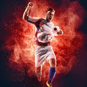 sports explosion effect for Photographers